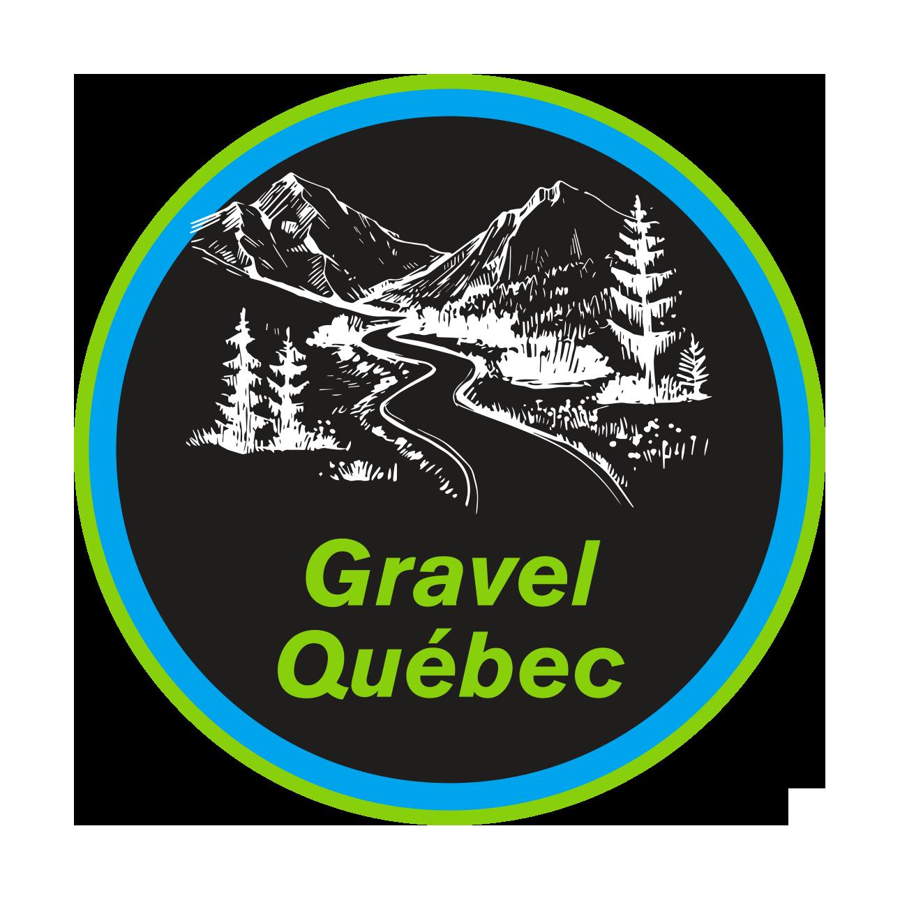 Gravel Bike Québec Logo